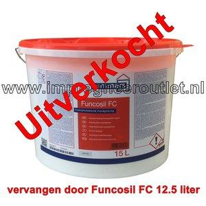 Funcosil FC 15 liter